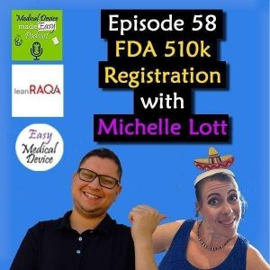 The One Where Michelle Explains Why the FDA Can Help You, but Your Notified Body Can't