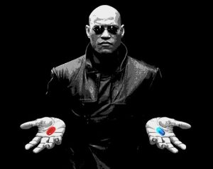 Which Pill Will You Take?