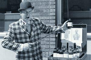 Medical Device Regulation and Ye Olde Snake-Oil Salesman